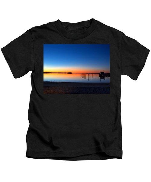 Night Fall Kids T-Shirt