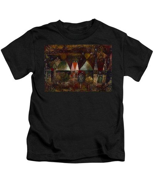 Night Feast  Kids T-Shirt
