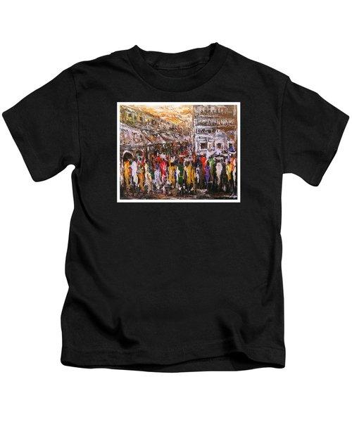 Night Market Kids T-Shirt