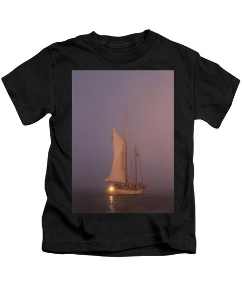 Night Passage Kids T-Shirt