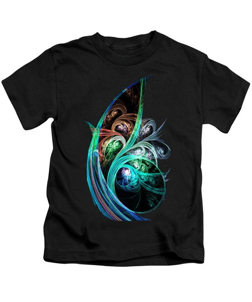 Night Phoenix Kids T-Shirt