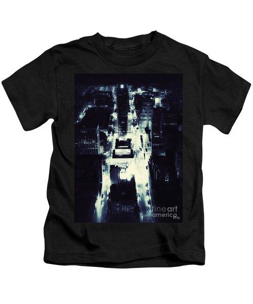 Blue Pill Kids T-Shirt
