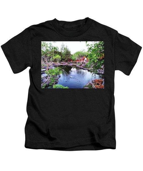 Lembang Village Kids T-Shirt