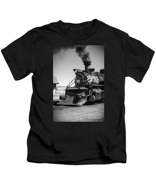 No. 489 Engine Kids T-Shirt