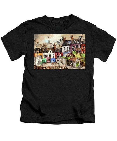 No Litter In Baltimore, Cork ...x117 Kids T-Shirt