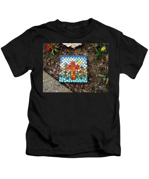 No Stepping Stone Kids T-Shirt