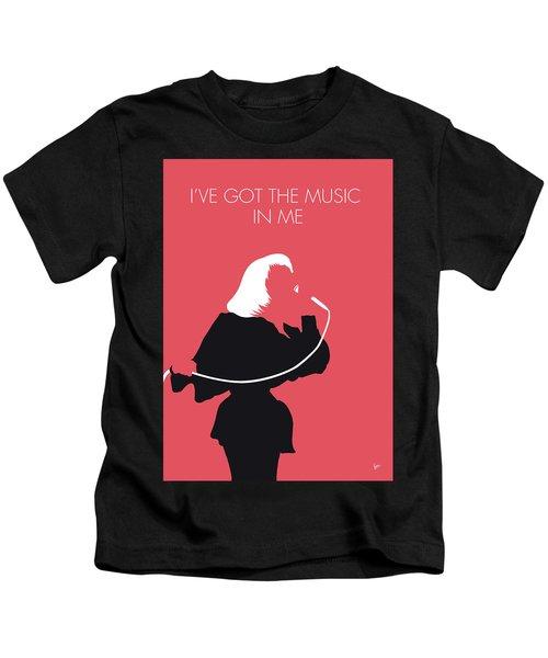 No092 My Kiki Dee Minimal Music Poster Kids T-Shirt
