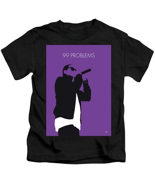 No101 My Jay-z Minimal Music Poster Kids T-Shirt