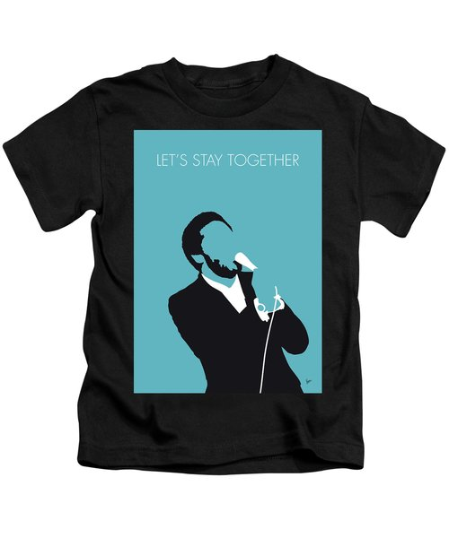 No135 My Al Green Minimal Music Poster Kids T-Shirt