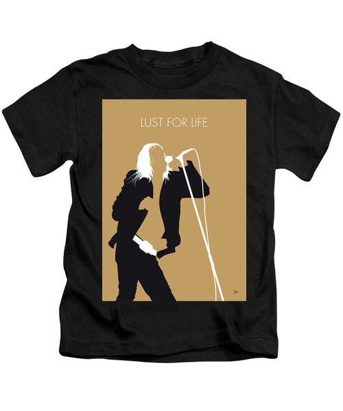 No210 My Iggy Pop Minimal Music Poster Kids T-Shirt