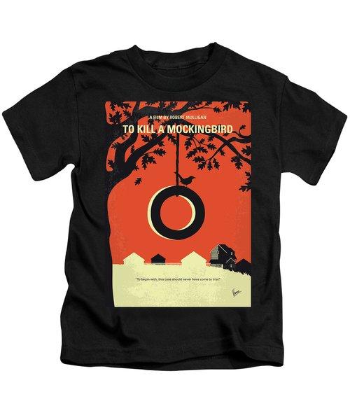 No844 My To Kill A Mockingbird Minimal Movie Poster Kids T-Shirt