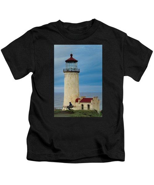 North Head Lighthouse Kids T-Shirt