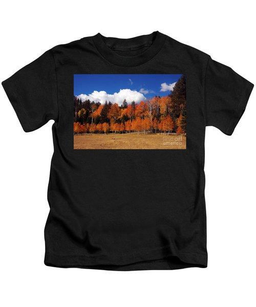 North Rim Autumn Kids T-Shirt
