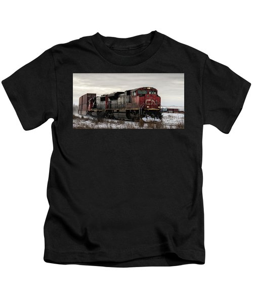 Northbound Double Stack Kids T-Shirt