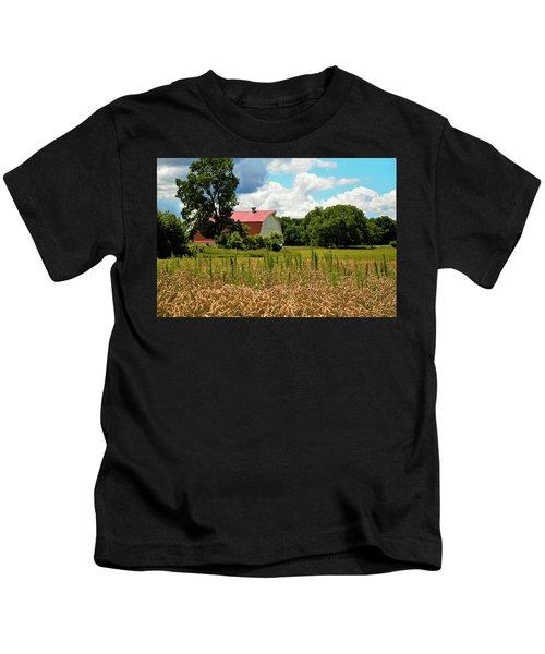 0031 - Northern Barn Kids T-Shirt