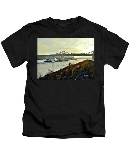 November Barge Kids T-Shirt
