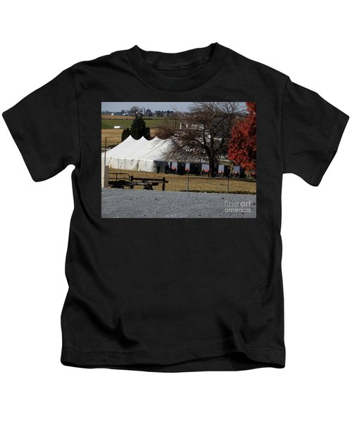 November Wedding Season Kids T-Shirt