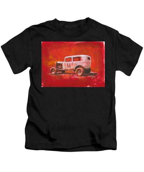 Number 14 Ragged Kids T-Shirt