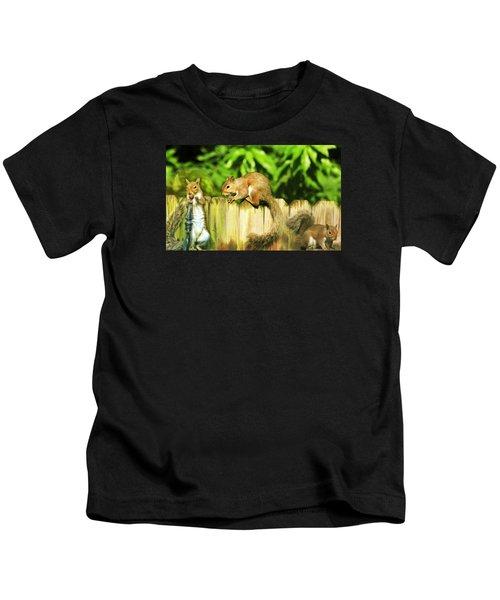 Nutty Buddies Kids T-Shirt