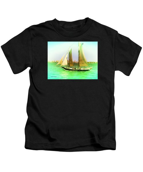 Nyc Sailing Kids T-Shirt