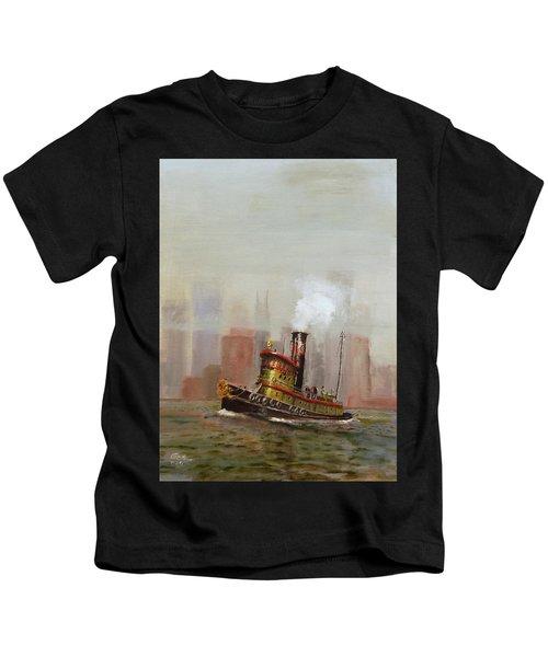 Nyc Tug Kids T-Shirt