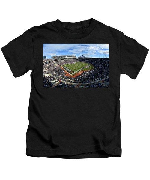 Oakland Raiders O.co Coliseum Kids T-Shirt