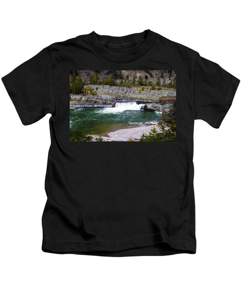 Oasis Of Serenity Kids T-Shirt