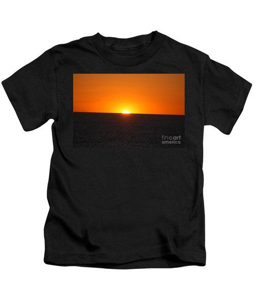 Ocean Sunset Kids T-Shirt