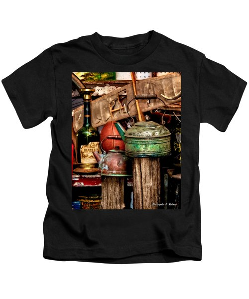 Odds And Ends Kids T-Shirt
