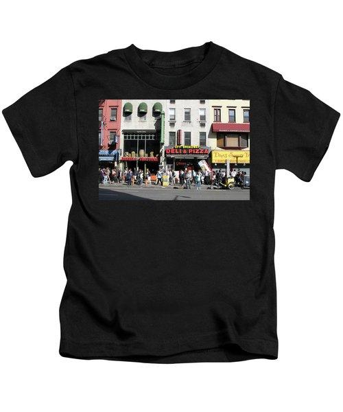 Off Broadway Kids T-Shirt