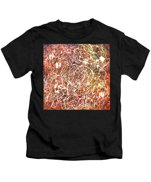 7-offspring While I Was On The Path To Perfection 7 Kids T-Shirt