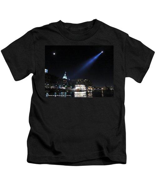 Oft Missed Magic Of Savannah Kids T-Shirt