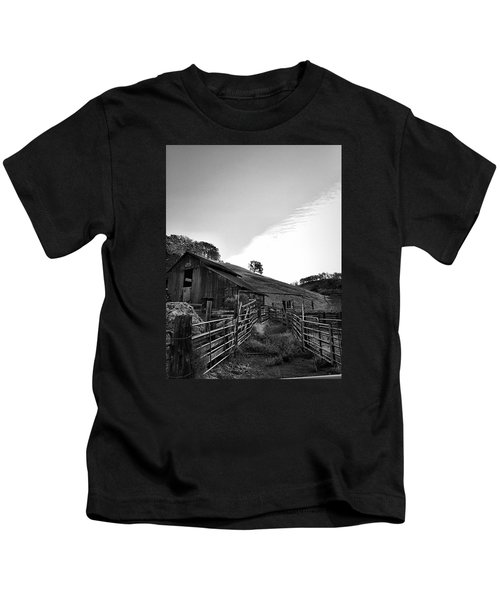 Old Borges Ranch Kids T-Shirt