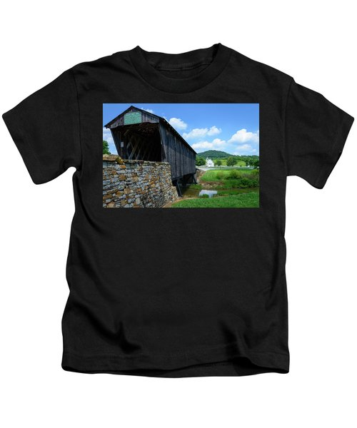 Old Country Road Kids T-Shirt