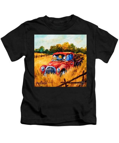 Old Friend Kids T-Shirt