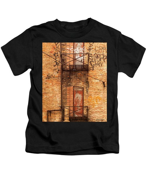 Old Escape Kids T-Shirt