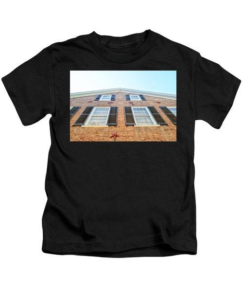 Old Hentucky Home  Kids T-Shirt