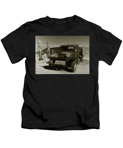 Old Pickup Truck 1927 - Vintage Photo Art Print Kids T-Shirt
