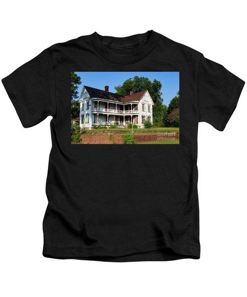 Old Shull Mansion Kids T-Shirt