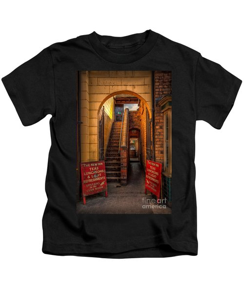 Old Signs Kids T-Shirt