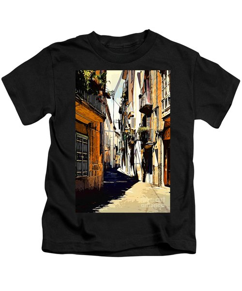 Old Spanish Street Kids T-Shirt
