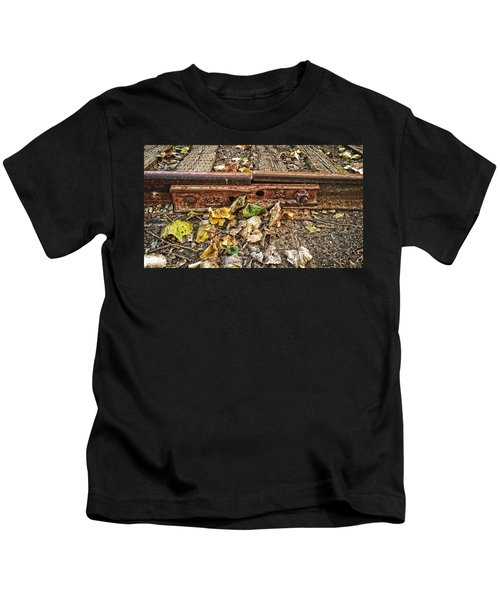 Old Tracks Kids T-Shirt