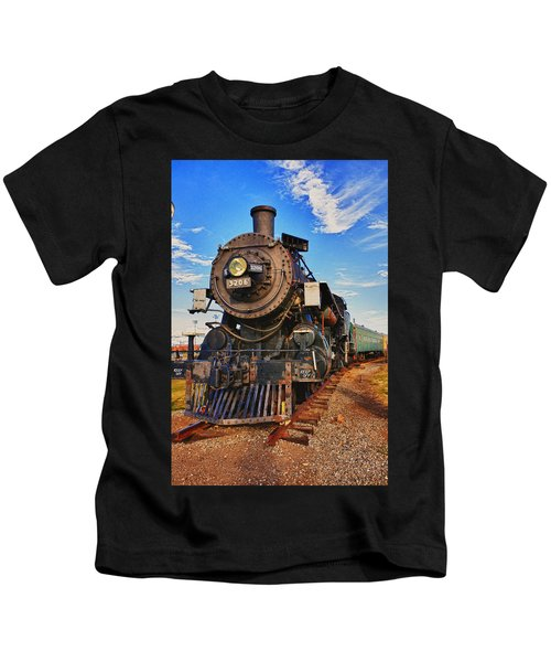 Old Train Kids T-Shirt