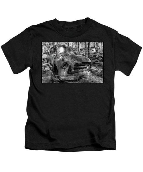 old truck_MG_4220 Kids T-Shirt