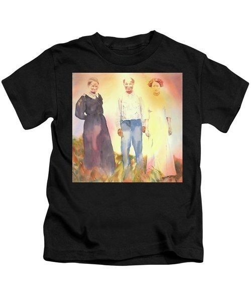 Olive, John And Anna Kids T-Shirt