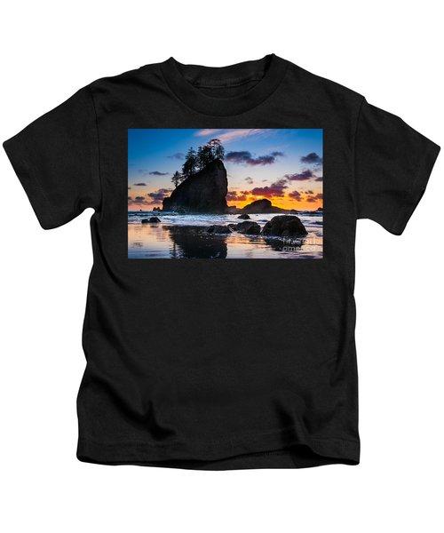 Olympic Sunset Kids T-Shirt