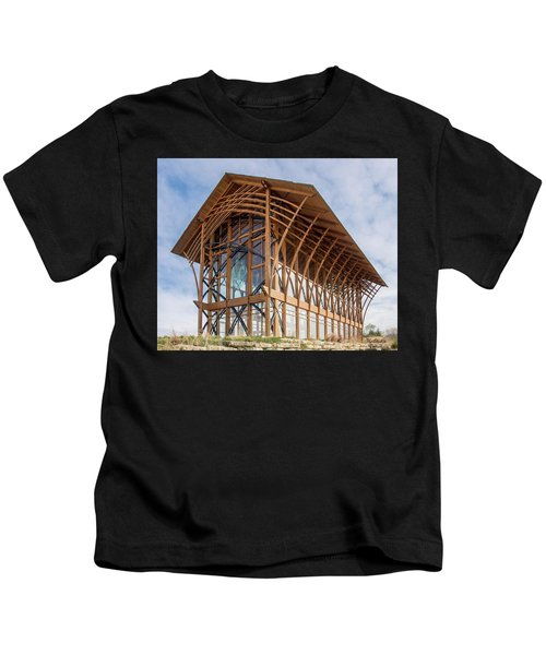Omaha Holy Family Shrine 3 Kids T-Shirt