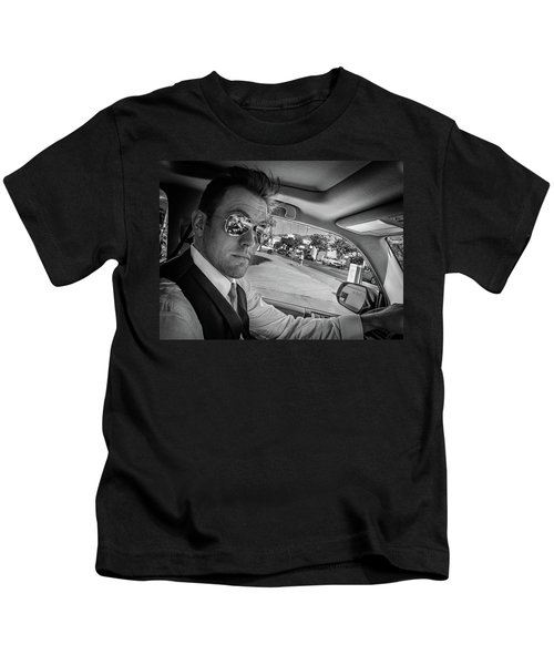 On His Way To Be Wed... Kids T-Shirt