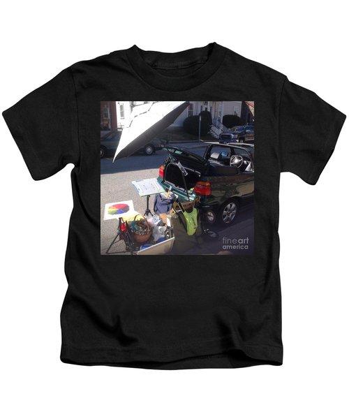 On Location Kids T-Shirt