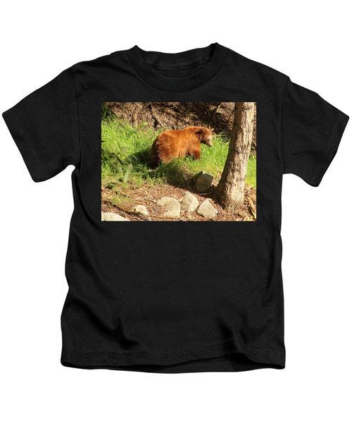 On Monrovia Trail Kids T-Shirt